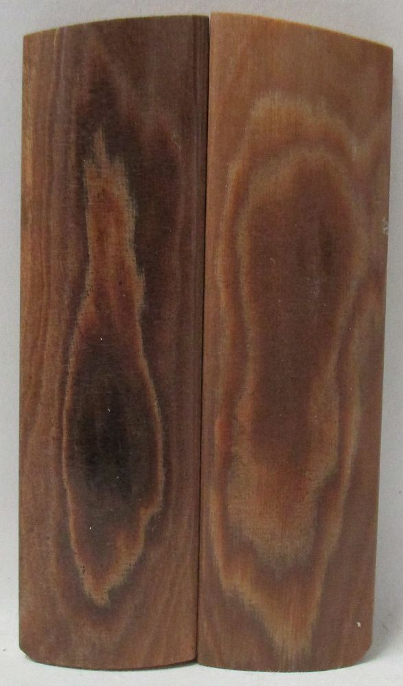 MAMMOTH IVORY SCALES 2-13/16 to 2-7/8 x 13/16 x 1/8 to 5/32