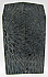 FOSSIL CORAL SCALES 4-1/2 x 1-1/4 to 1-5/16 x 3/16