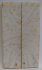 FOSSIL CORAL SCALES 4-11/16 to 4-3/4 x 1-5/16 to 1-3/8 x 1/4
