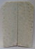 FOSSIL CORAL SCALES 3-1/2 to 3-5/8 x 1-1/8 to 1-1/4 x 5/32