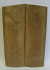 MAMMOTH IVORY SCALES 2-11/16 x 7/8 x 1/8
