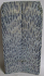 FOSSIL CORAL SCALES 4-5/8 to 4-13/16 x 1-1/4 x 5/32