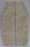 FOSSIL CORAL SCALES 4-1/8 x 13/16 to 1-3/16 x 3/16