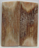 MAMMOTH IVORY SCALES 2-3/8 x 15/16 to 1 x 1/8
