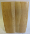 MAMMOTH IVORY SCALES 2-5/8 x 7/8 to 15/16 x 1/8