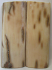 MAMMOTH IVORY SCALES 2-9/16 to 2-5/8 x 15/16 to 1 x 3/16