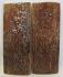 MAMMOTH IVORY SCALES 2-1/4 x 7/8 x 1/8