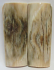MAMMOTH IVORY SCALES 2-9/16 x 15/16 to 1 x 3/16