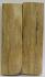 MAMMOTH IVORY SCALES 2-3/16 x 5/8 x 5/32