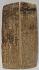 MAMMOTH IVORY SCALES 3-1/8 x 7/8 x 1/8