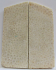 FOSSIL CORAL SCALES 3-3/8 to 3-11/16 x 1-3/8 to 1-1/2 x 3/16