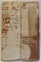 MAMMOTH IVORY SCALES 2-13/16 x 15/16 x 1/8