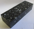 RAFFIR SPARKLE BLACK BLOCK 4-3/4 x 1-5/8 x 1
