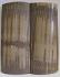 MAMMOTH IVORY SCALES   2-7/16 X 1 X 3/16