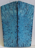 FOSSIL CORAL SCALES     3-1/4 tapers X 1-1/8 to 1-3/16 X 1/8