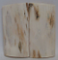 MAMMOTH IVORY SCALES 2-9/16 to 2-3/4 x 1-5/16 x 5/32