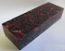 RAFFIR SPARKLE RED BLOCK 4-3/4 x 1-5/8 x 1